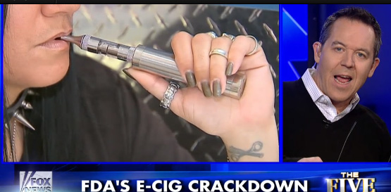 Government's kneejerk reaction to e-cigs?