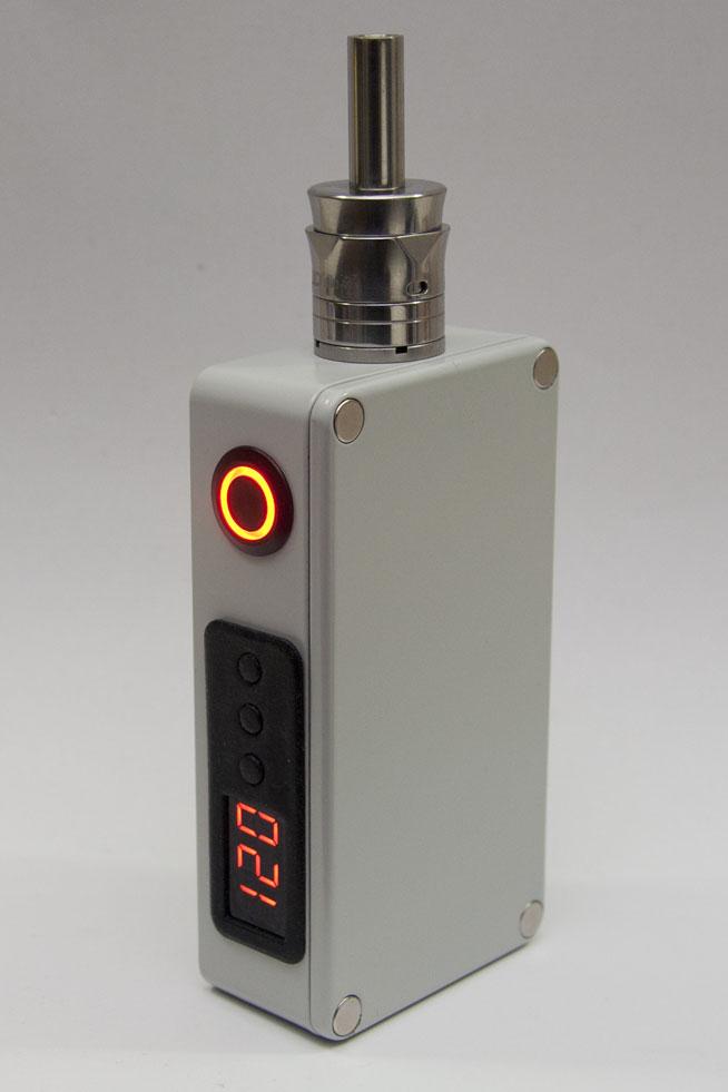 Gryphon Raptor 120 Watt Box Mod