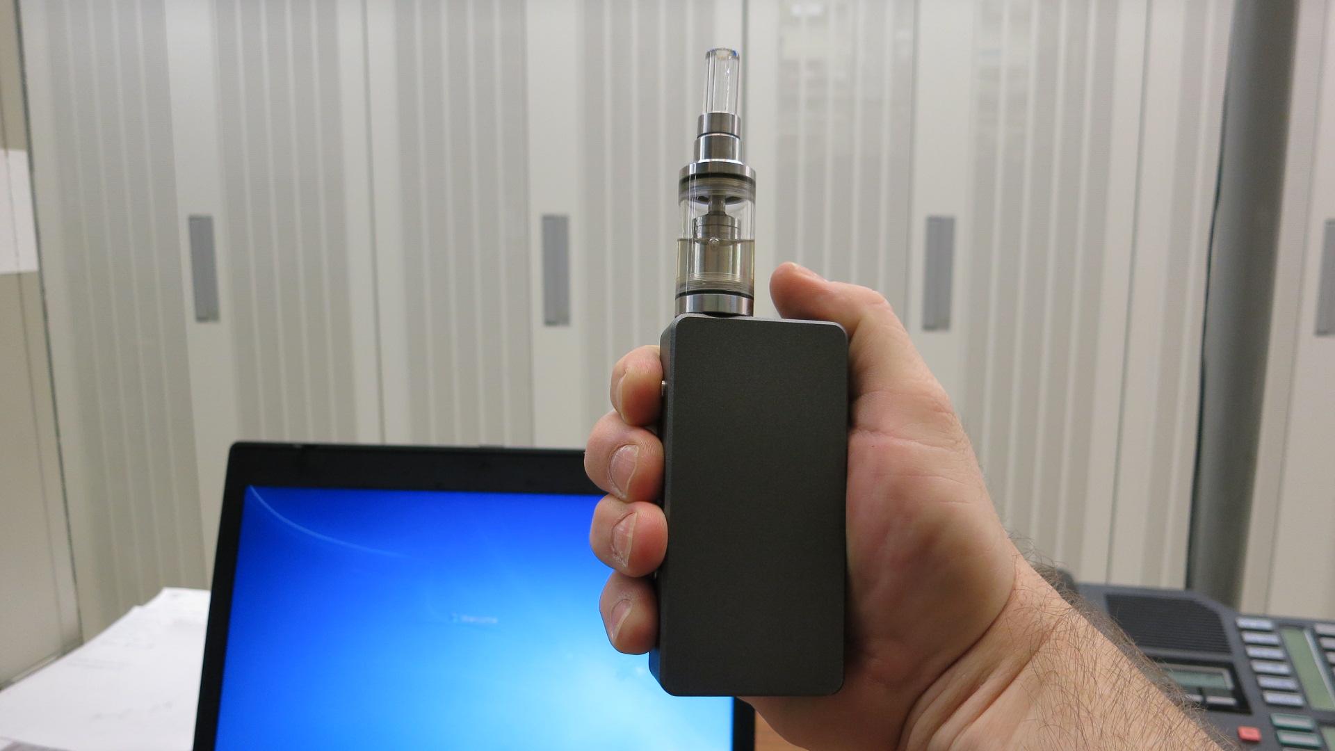 iPV2 50 Watt Box Mod 1st Impressions