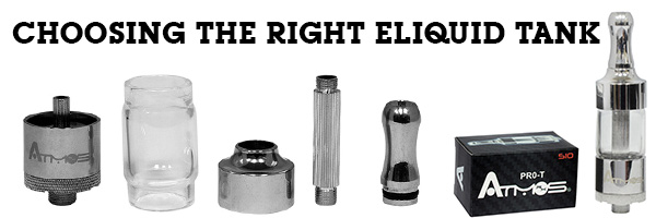 Choosing the Right e Liquid Tank