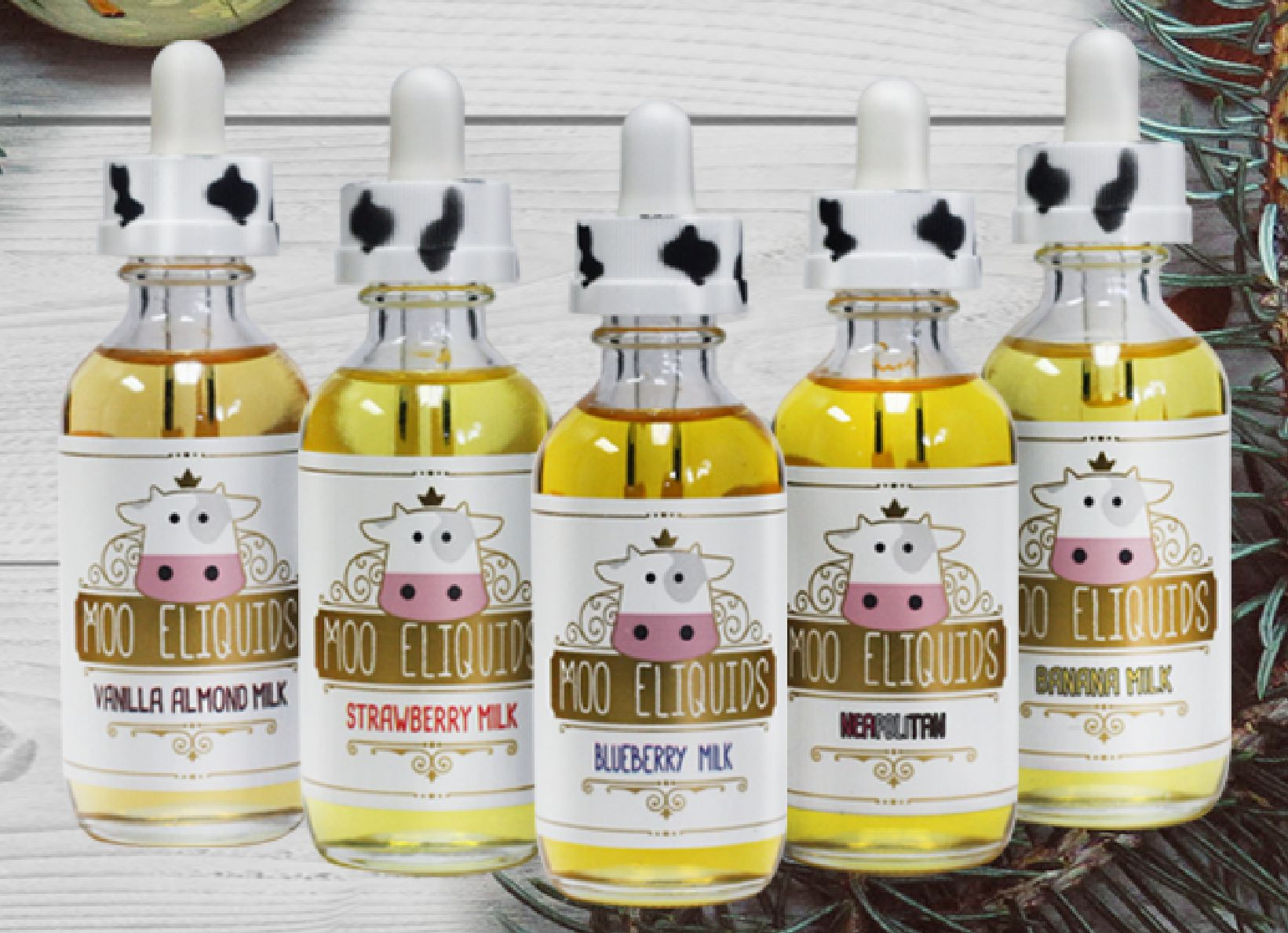 Vanilla Almond Milk E-Liquid By Kilo Moo Series Review