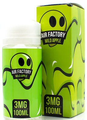 Air Factory Wild Apple Ejuice Review