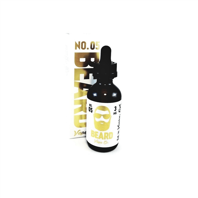 No. 05 by Beard Vape Co. Review