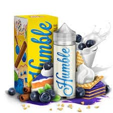 Humble Crumble E-Liquid by Humble Juice Review
