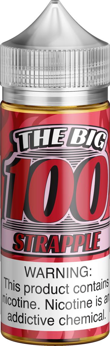 Melon Strapple E-liquid by Big 100 Review