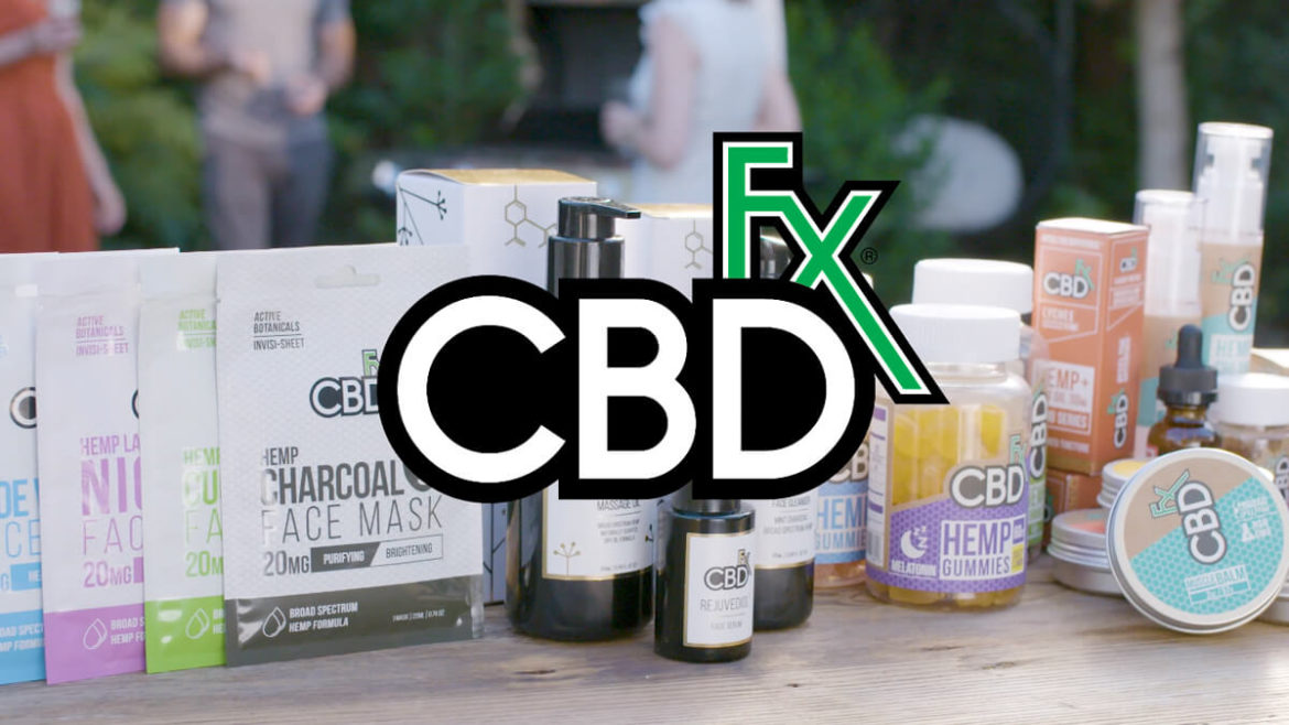 CBD Oil Tincture by CBDfx Review
