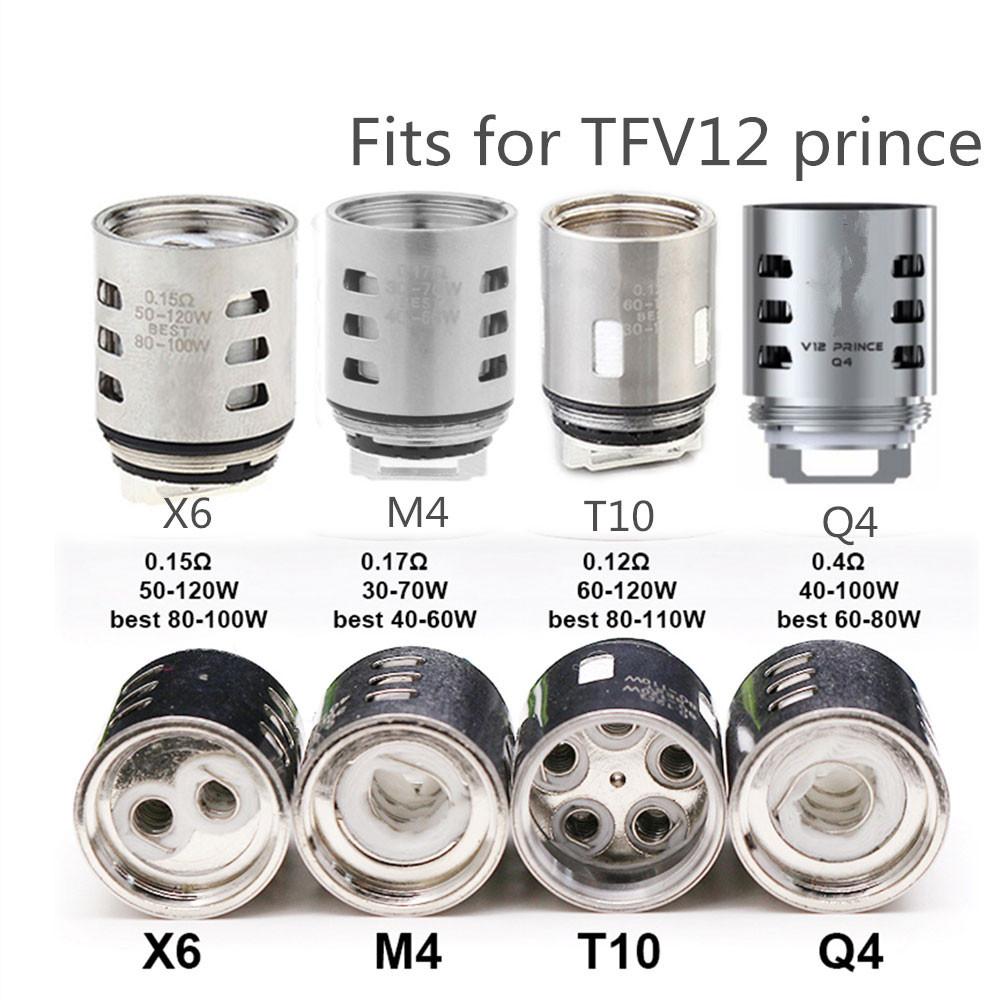 SMOK V12 Prince Coils Review