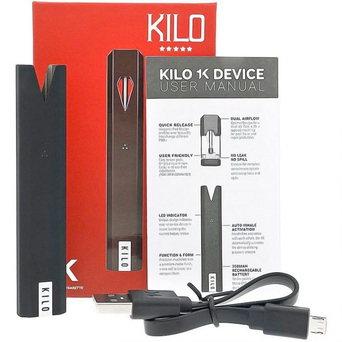 Kilo 1K Pod Device Review