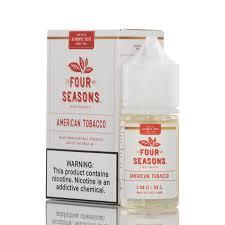 American Tobacco E-liquid by Four Seasons